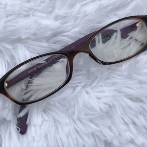 Oliver Peoples Women Eyeglasses Frame Handcrafted